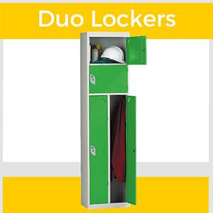 Duo Lockers