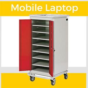Mobile Laptop Charging Locker