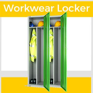 Work Wear Lockers