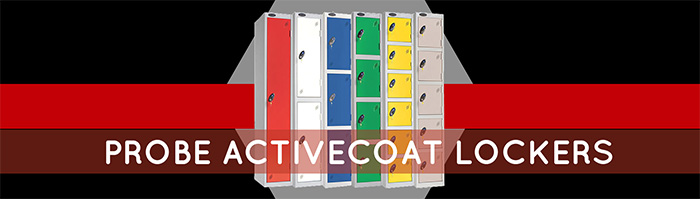 Probe ActiveCoat Lockers