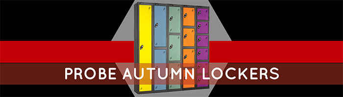 Probe Autumn Lockers