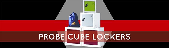 Probe Cube Lockers