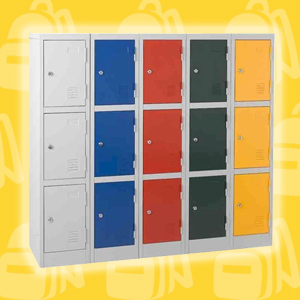 Atlas Lockers - 1372mm