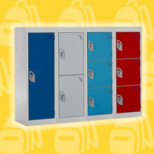 Primary School Locker - 900mm