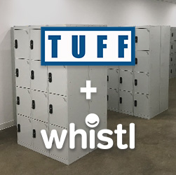 Whistl Lockers Project