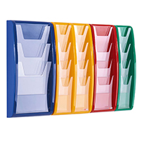 Our Most Popular Range of Leaflet Holders