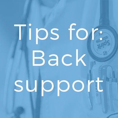Ergonomic Chair Shopping and Back Support Tips