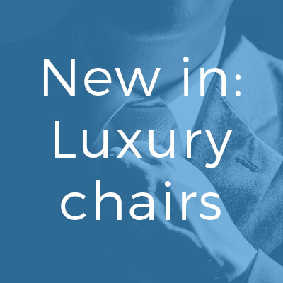 NEW: Luxury Office Chair Additions