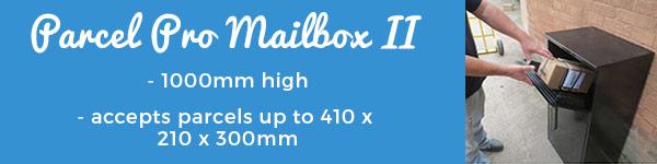Parcel Pro II Parcel Box