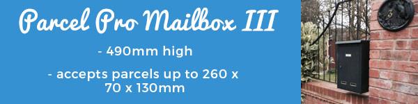 Parcel Pro III Parcel Box