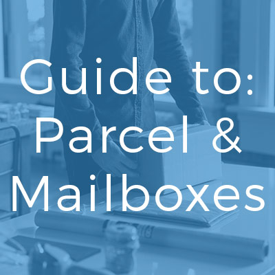 Guide to Mail & Parcel Box Range