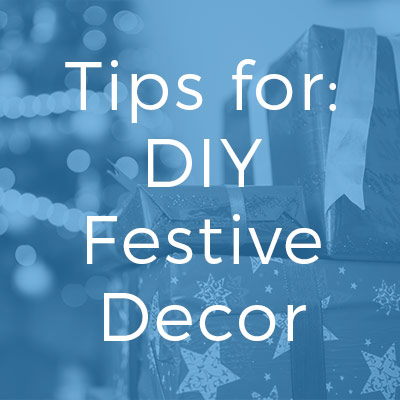 Top 10: DIY Office Christmas Decoration
