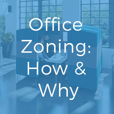 Office Pods: Zone Open Plan Spaces