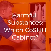 Harmful Substances Which CoSHH Cabinet
