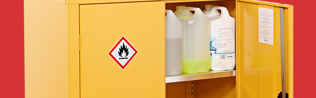 Hazardous Substances Storage