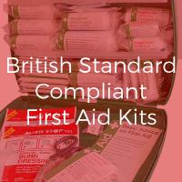 BSi Compliant First Aid Kits