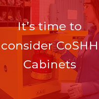 It's time to consider CoSHH Cabinets