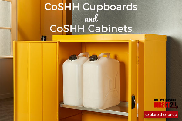 Explore our range of CoSHH Cupboards and CoSHH Cabinets