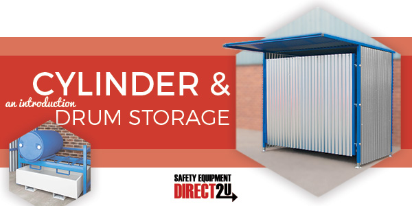 Cylinder and Drum Storage Blog Banner