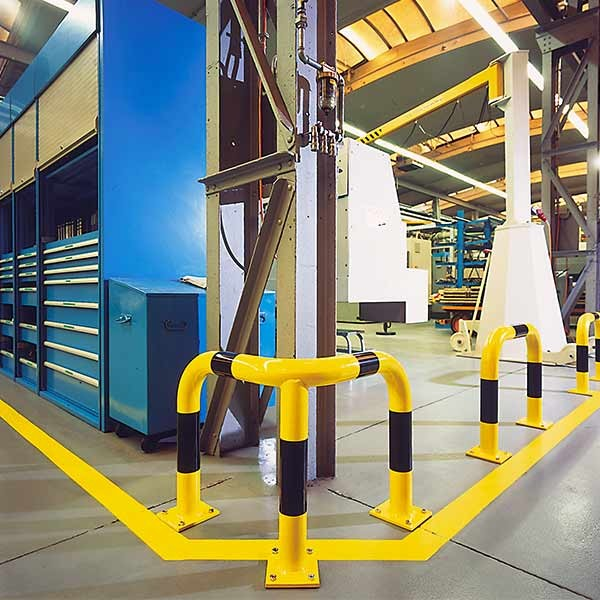 Heavy Duty Corner Protection Barriers