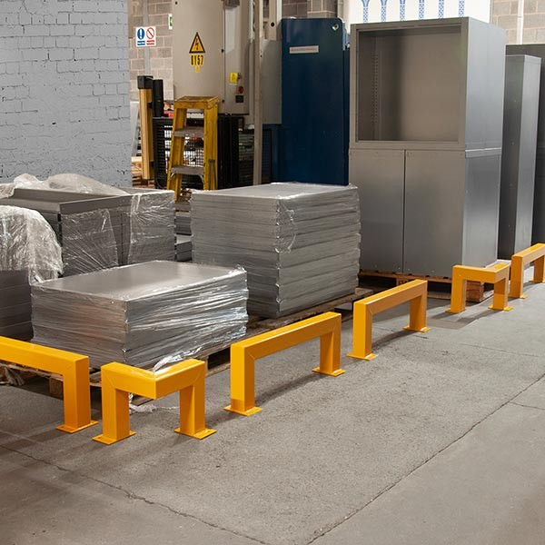 Low level Warehouse Barriers