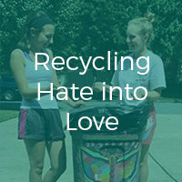 Recycling Hate into Love
