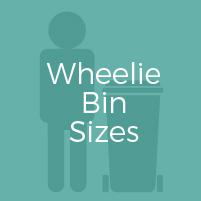 Wheelie Bin Sizes