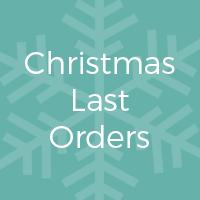 Christmas Last Orders for Wheelie Bins