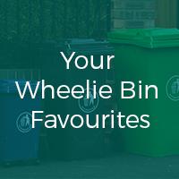 Your Wheelie Bin Favourites