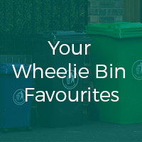 Your Wheelie Bin Favourites: Bestsellers