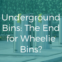 Underground Bins: The End for Wheelie Bins?