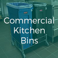 Commercial Kitchen Bins