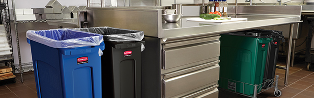 Kitchen Slim Bins