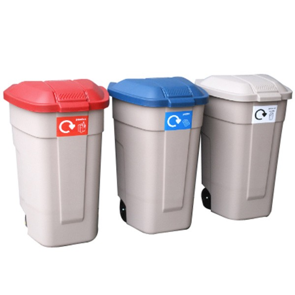 Rubbermaid Recycling Wheelie Bins