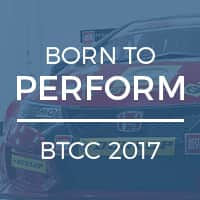 BTCC Season 2017: Born To Perform