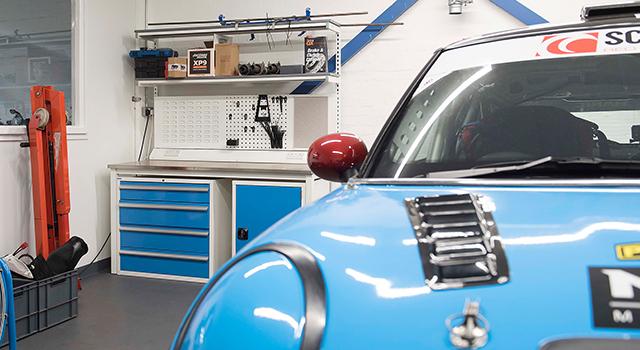 Eurotech Racing Mini Workshop