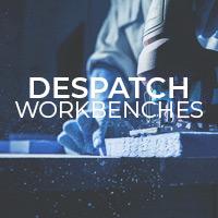 Despatch Workbenches – Integral Apparatus