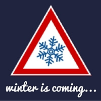 The Rumours are True – Winter is Coming…