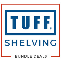 Bundle Deals: New TUFF Shelving