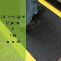 Anti-Fatigue Matting and the Benefits