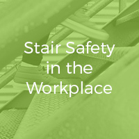 Stair Safety in the Workplace