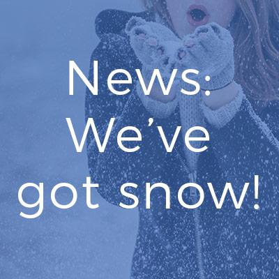 weather update and website update