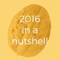 2016 in a nutshell