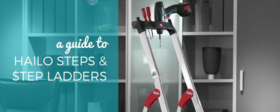 A Guide To Hailo Steps Amp Step Ladders Direct2u Network Blog