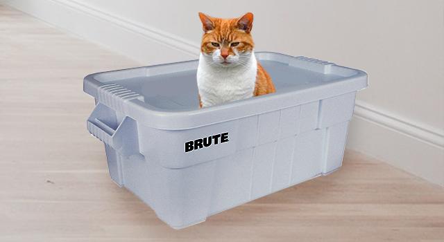 Low Brute Totes