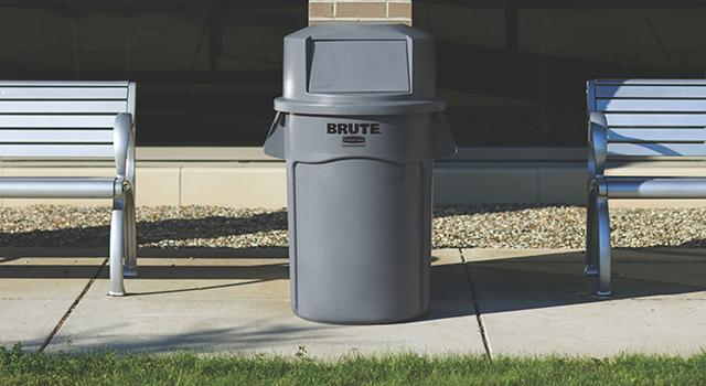 Grey Round Brute