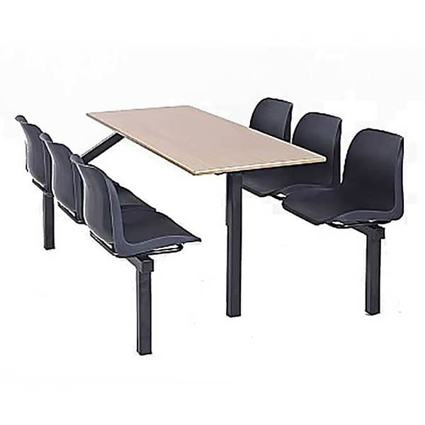 Eco 6 Seat Canteen Table