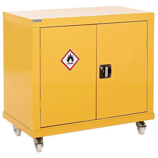 COSHH and Hazardous Storage