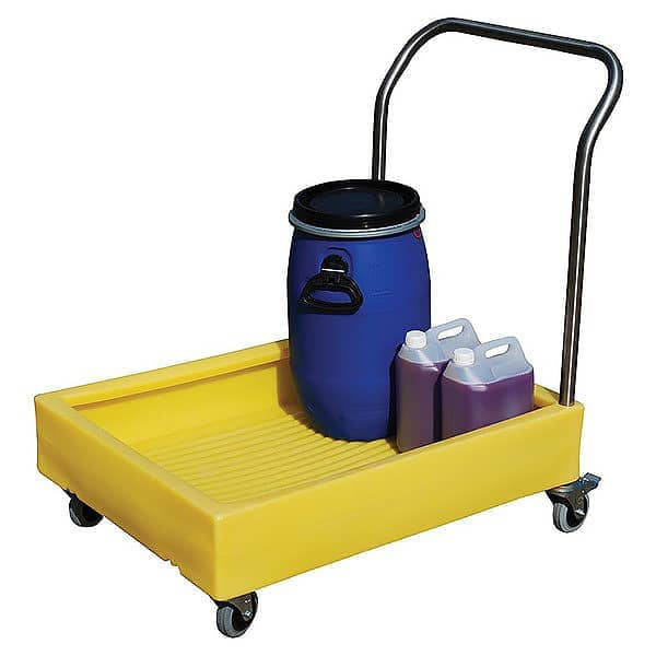 TUFF Mobile Poly Spill Tray