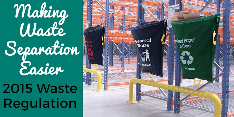 Making Waste Separation Easier